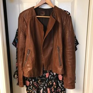 Brown Light Jacket GAP Size Small
